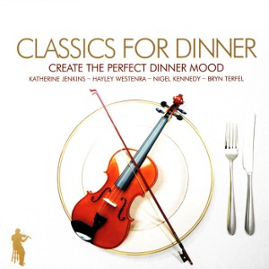 Compilations incluant des chansons de Libera 906261Classicsfordinner1300