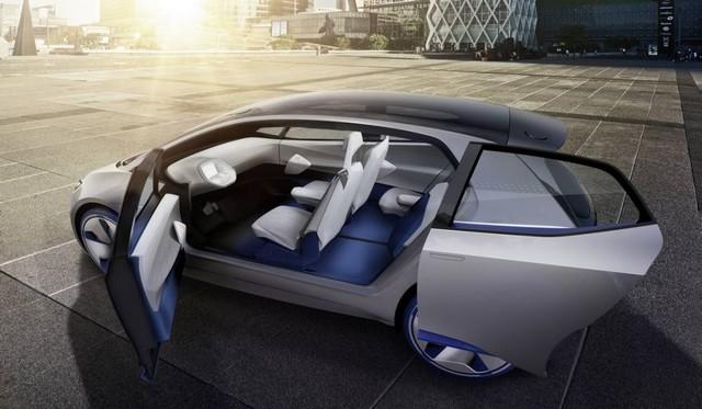 La première mondiale de l'I.D. lance le compte à rebours vers une nouvelle ère Volkswagen  906672volkswagenidconceptdesign0015