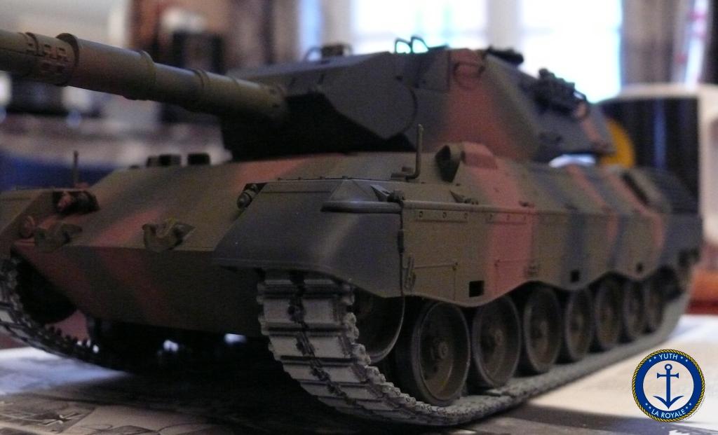 Bundeswehr Leopard 1 A4 906790leoparda435
