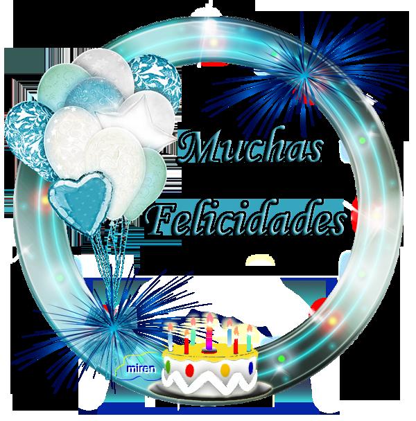 felicitaciones y cumpleaños - Página 3 907280Muchasfelicidades