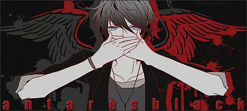 Blood Black - Le retour de l'inconnu 907993AntarsBlack