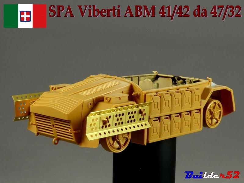 ABM 41/42  AT 47/32 - Italeri 1/35 908197P1030205