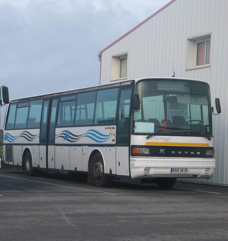 CTM - Compagnie de Transports du Morbihan 909226t9642