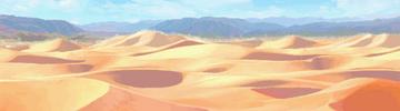 Pyramidal Desert