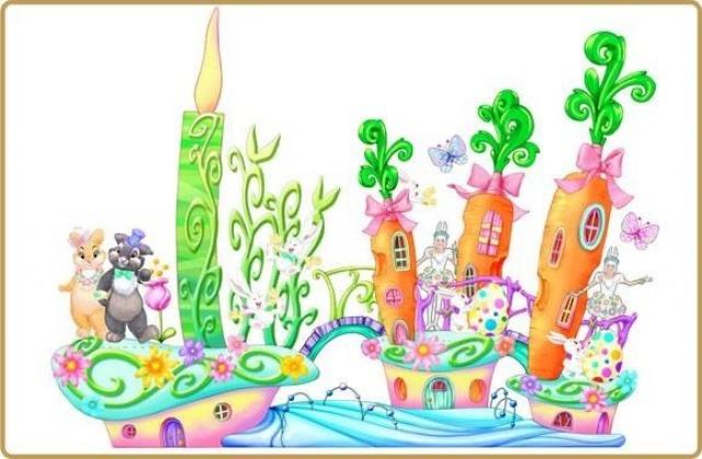 [Tokyo Disneyland] Nouvelle parade : Hippiti-Hoppiti Spring Time (du 2 avril au 23 juin 2014) 909476ep1