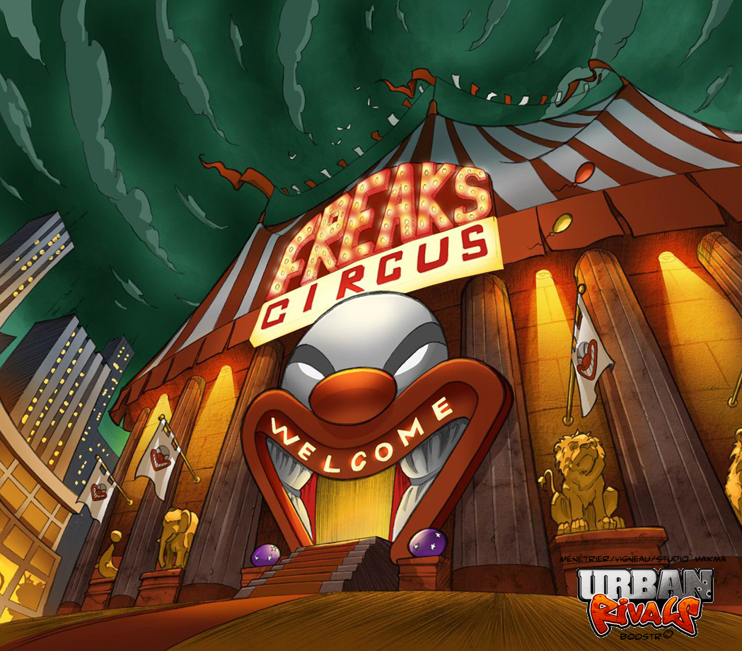 [Online][+12] Urban Rivals (Gros Dossier) 910149FreaksCirque