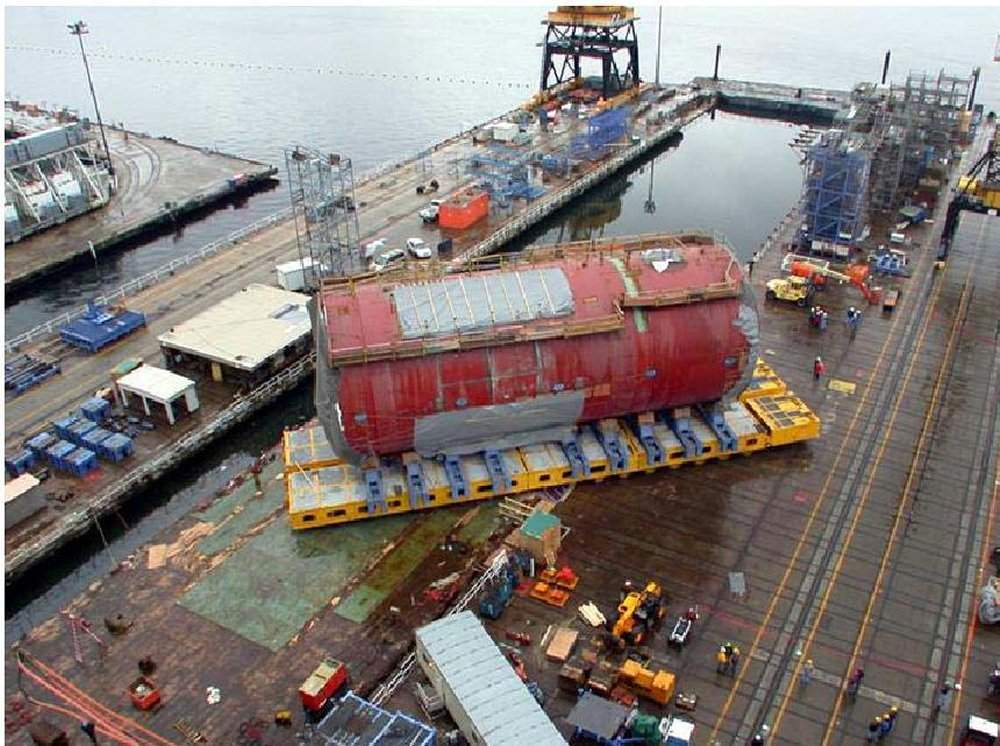SSN 21 ET SSN 23 Seawolf Class 1/350 910265MMPtranchesupplementaire
