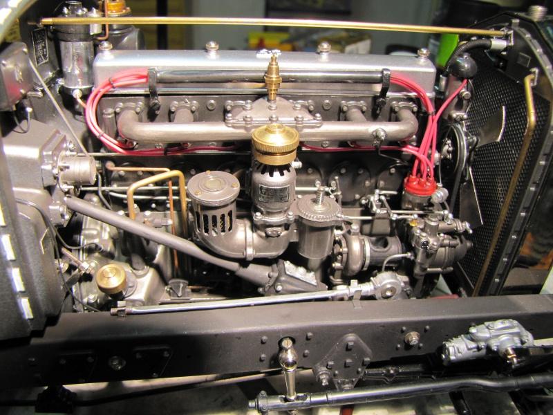 "Rolls Royce phantom II 1934 POCHER 1/8 ""Star of India 910482IMG0005"