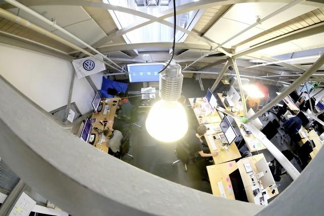 Renforcement des compétences informatiques du Groupe Volkswagen : inauguration d'un laboratoire digital à Berlin 910581hddb2016al02072large