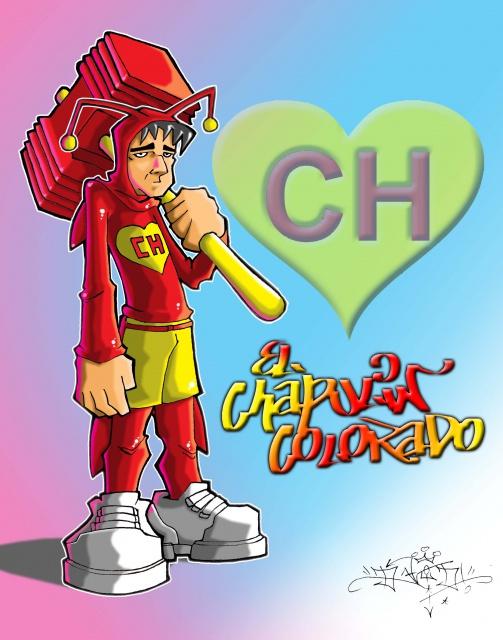 Imágenes del Chapulín Colorado - Página 2 910837ChapulinColoradobyARTPENCIL