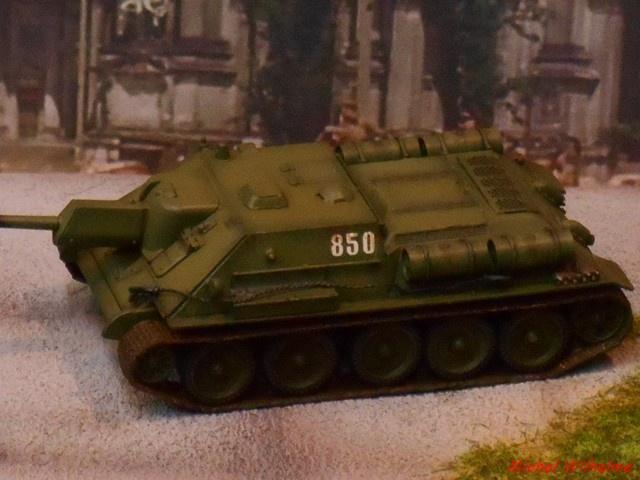 blindés russes suite  SU 122 910998DSCN9974Copier