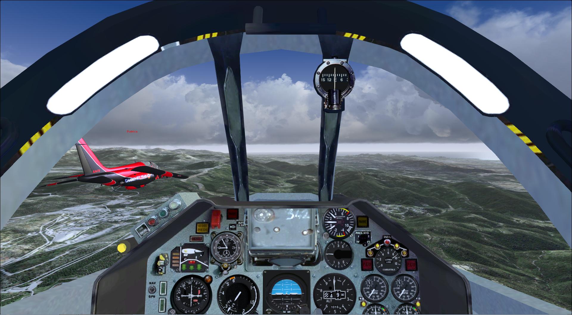 Patrouille Alphajet 9111982013112621487557