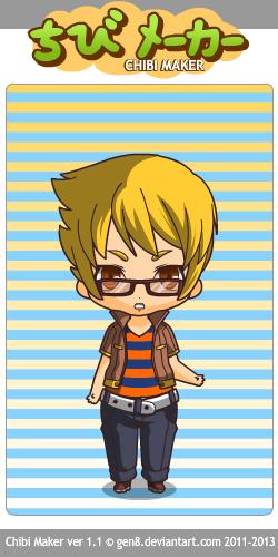 Chibi Maker 911240ChibiMaker