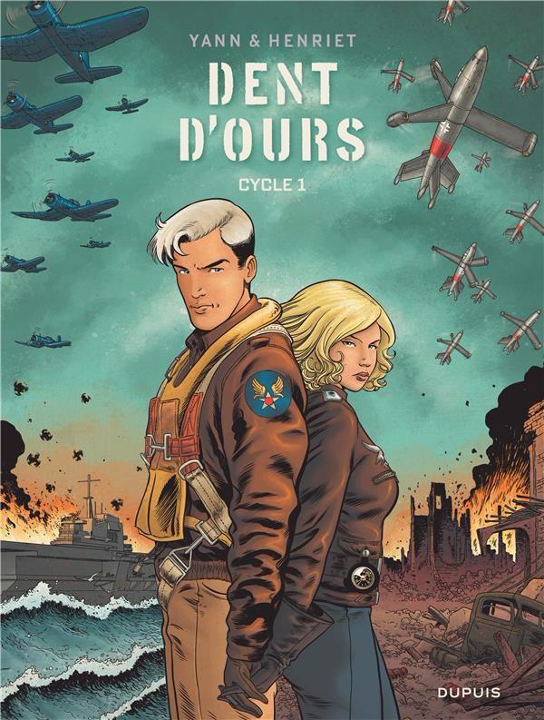 Dent d'ours par Yann et Henriet - Page 2 911270Couv292950
