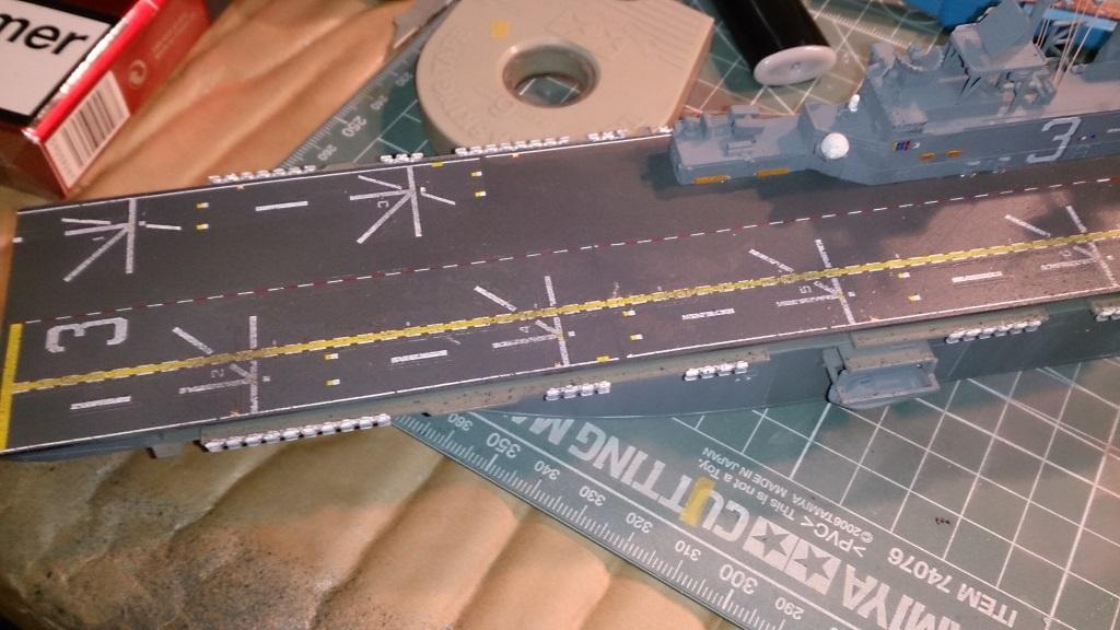 USS KEARSARGE LHD-3 1/700 REVELL 911508Kearsarge37