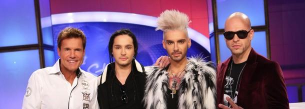 """[Net/Allemagne/Septembre 2012](tt.com) - """"Tokio Hotel""""-Zwillinge verstärken die """"DSDS""""-Jury 91184176b1"""