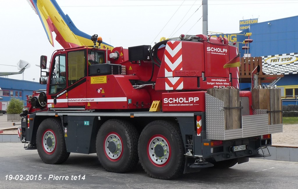 Les grues de SCHOLPP (Allemagne) 91228420150219ScholppAC40City4