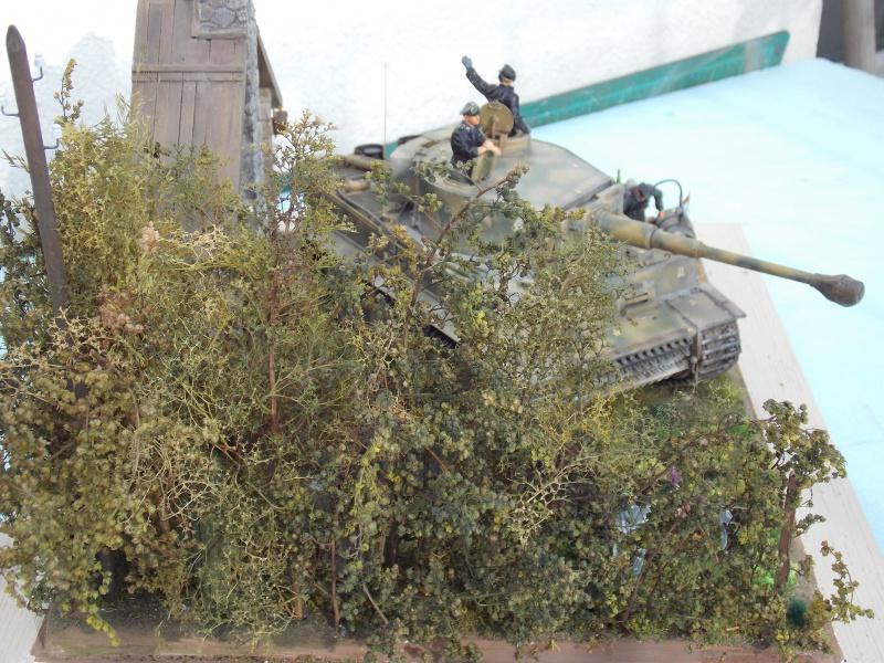 TIGRE S33  avant la bataille de Koursk juillet 43 (Dragon 1/35 dio DIODUMP) - Page 9 912803DSCN4782