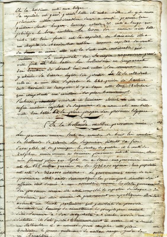 la Belgique de 1789 à 1815 913263SanstitreNumrisation07