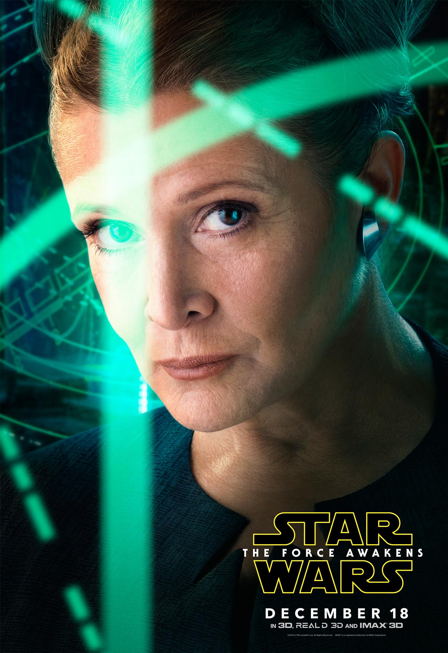 7 - Star Wars VII - Le casting  - Page 6 913728LeiaTFA