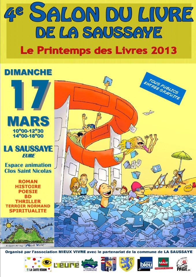 4è Salon du livre de la Saussaye 914914537064449819675090653827251081n