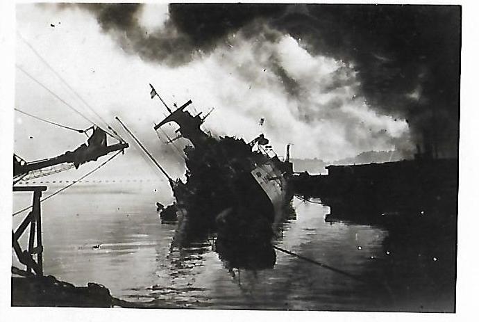 [Histoire et histoires] Toulon : Sabordage de la Flotte (photos) - Page 4 916245LaMarseillaise