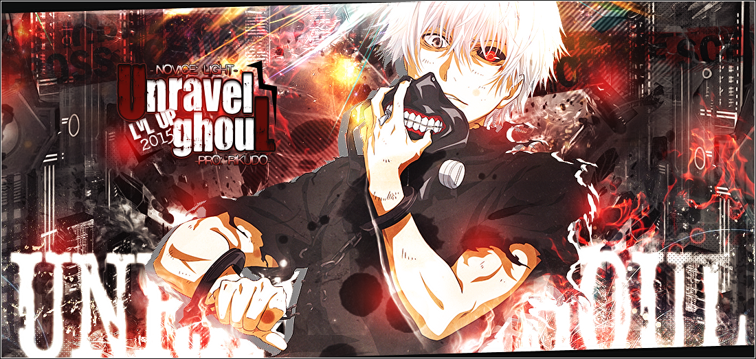 light - [Light] - Unravel Ghoul - [Level Up 2015] 916505UNRAVELGHOUL