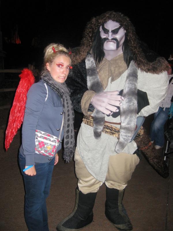 [TR] Halloween 2011 : du jeudi 6 au samedi 8 octobre : 3J/2N au CC en vue Parc (début du TR en page 9) - Page 10 916657IMG3900