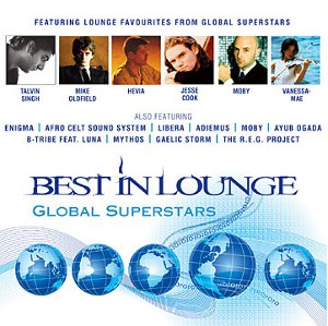 Compilations incluant des chansons de Libera 916846BestinLounge300