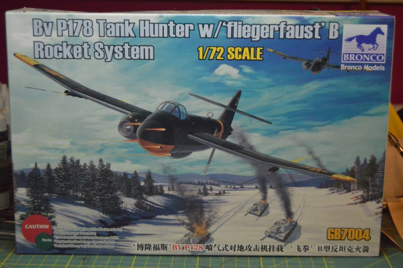What If? : Bv P178 Remplacent du Ju87 Stuka 917599OK2705164