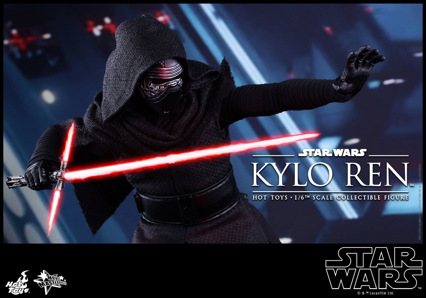 HOT TOYS - Star Wars: TFA - Kylo Ren 917939108
