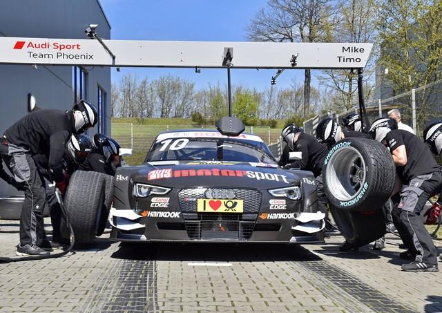 Les équipes Audi Sport sont prêtes pour l'ouverture de la saison de DTM 918044A163118medium