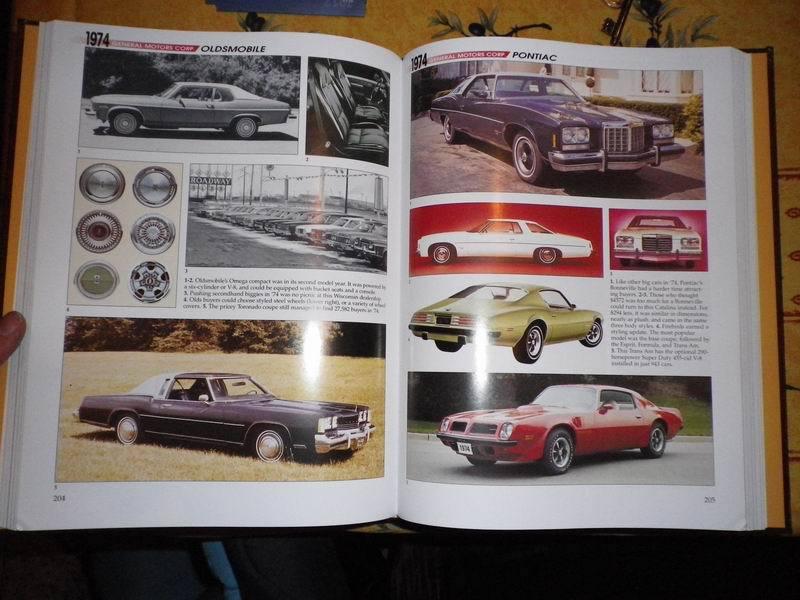 livres 2 * us car ,truck ,moto et  cinema 918552RedimensionnementdeCars70s2