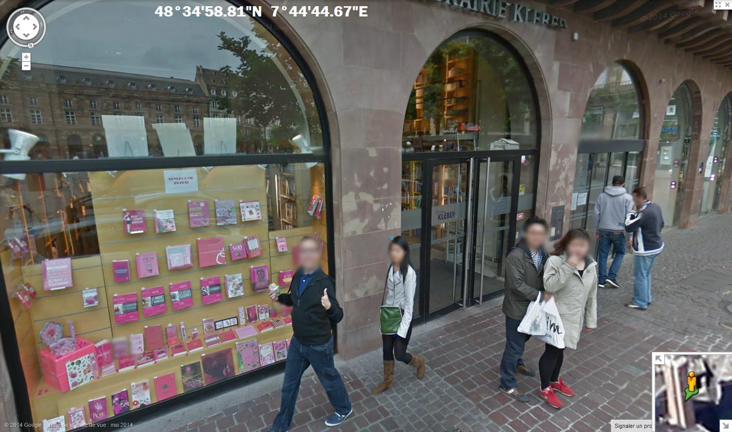 STREET VIEW : un coucou à la Google car  - Page 27 918714bonjour5