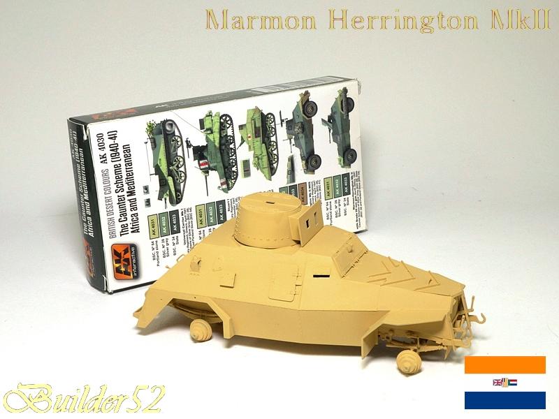 Marmon Herrington Mk.II - Grèce 1941 - IBG 1/35 919300P1040854