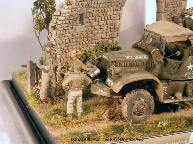 US DIAMOND T969A WRECKER 1/35 TERMIN2 919694P2090157