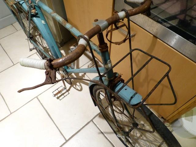 Vélo de ville LEMERCIER  Paris - St Etienne 1939- 919723P1230208