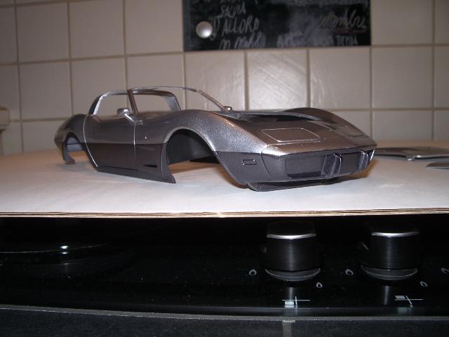 chevrolet corvette 25 th anniversary de 1978 au 1/16 - Page 2 920122IMGP8875