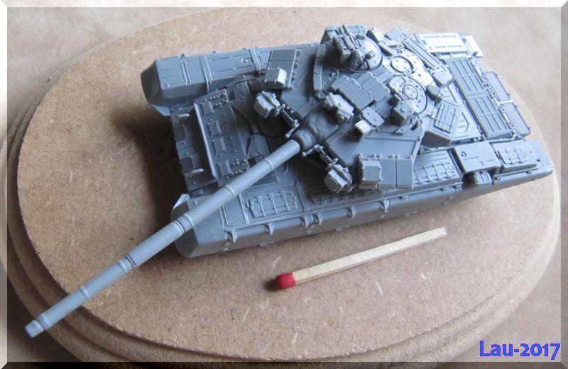 T-90 Zvezda 1/72ème 921173T90