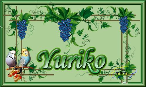 Nombres con Y - Página 2 921513Yuriko