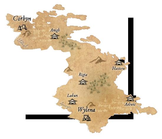 Le Royaume de Celegard 921682Celegard