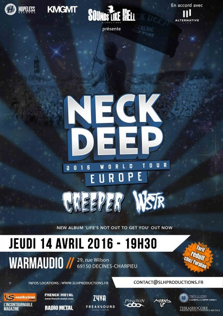 14/04 NECK DEEP +CREEPER + WSTR @ Lyon (Warmaudio) 921727NECKDEEP