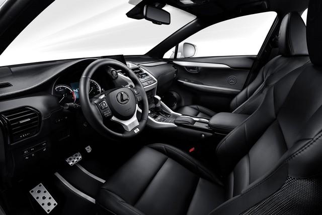 Un Lexus Déssiné Par WILL.I.AM Révélé Lors D'une Soirée Exclusive à Paris 921910LexusNX12