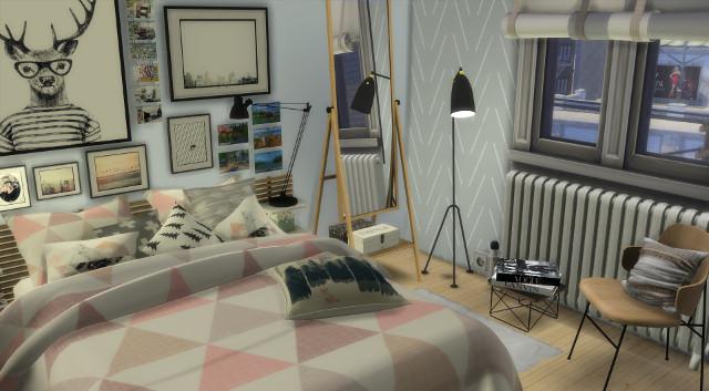 Appartement scandinave (let's build et téléchargement) 92271919en640