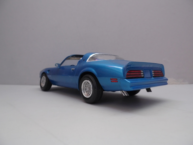 Pontiac Trans-am '78 -1000 jours- 923676SAM7135