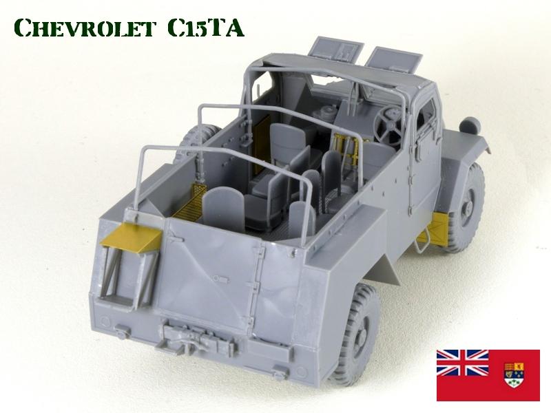 CHEVROLET C15TA - Normandie 44 - IBG 1/35 924396P1040151