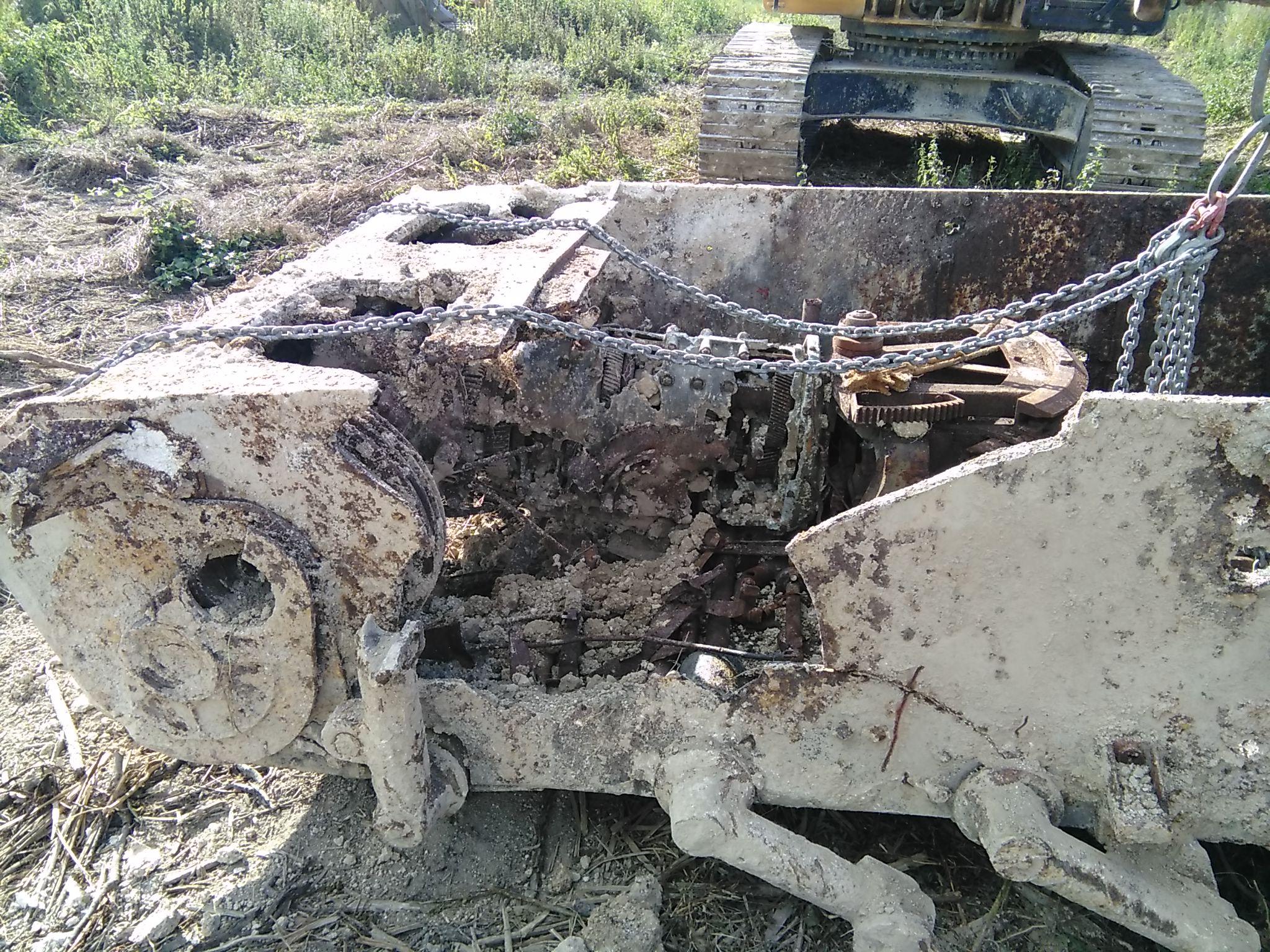 Un panzer découvert près d'Epernay 92511515072906372213110613476980