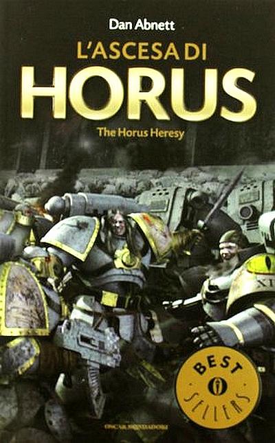 L'Ascension d'Horus de Dan Abnett, l'Hérésie d'Horus Tome 1 925808Horusitalia
