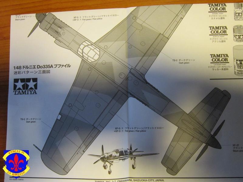 Dornier 335A PFEIL de Tamiya au 1/48e 926579IMG0603L