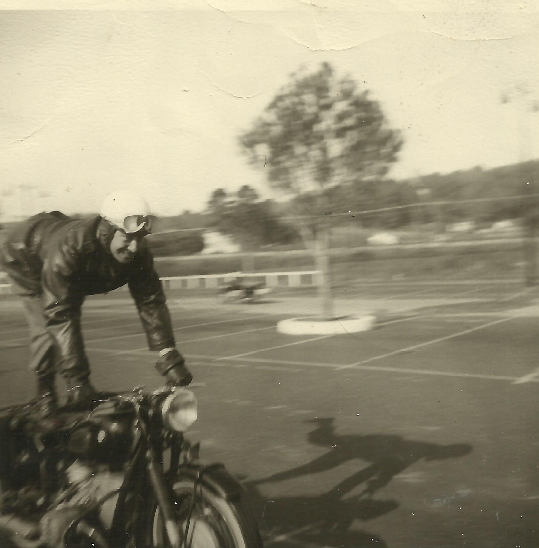 Photos Gendarmerie, BMO de Hyeres  années 1960 927835BMO009